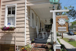 pet friendly bed and breakfast in the outer banks